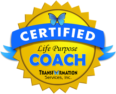 Badge for Certified Life Purpose Coach