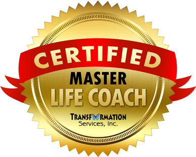 Badge for Certified Master Life Coach